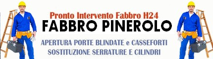 Fabbro Pinerolo da 59 €